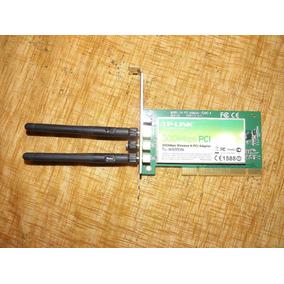 Tarjeta Pci De Wi-fi Tp-link 300mbps