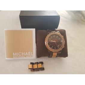 8a921289471 Relógio Michael Kors Mk 5416 Feminino - Relógios De Pulso
