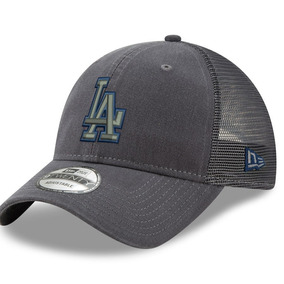 Gorra Los Angeles Dodgers New Era 9twenty Gris Ajustable bbaa3207f9a