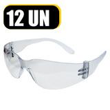 58fbf931b8d4d Óculos Escuro De Segurança Para Trabalho Com Ca no Mercado Livre Brasil
