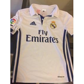 Camiseta Real Madrid Niños Original - Camisetas en Mercado Libre ... ab3e6d2ee5e2d