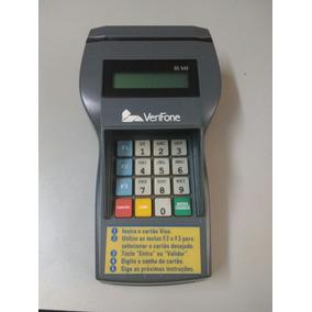 Máquina De Cartões Modelo Antigo Para Colecionar