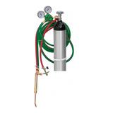 Maçarico Aparelho De Solda Ppu Cilindro Oxigenio P/ Gás Glp