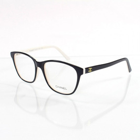 Armacao De Oculos Verde Ana Grau Chanel - Óculos no Mercado Livre Brasil 15bce53785