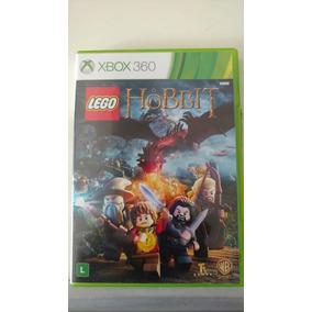Lego O Hobbit Xbox 360 Original Dublado