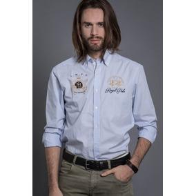 Camisa Equipo Royal Remera Chomba Polo Hombre La Martina