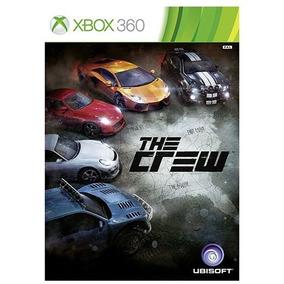 The Crew (mídia Física 100% Pt-br) - Xbox 360