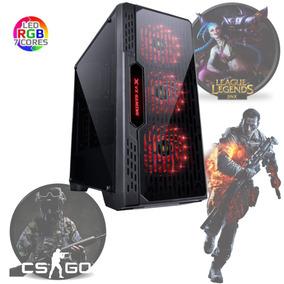 Pc Gamer Fx 6300 + N68-gs4 + Hx 8gb + F. 350 +120gb+ Gt 1030