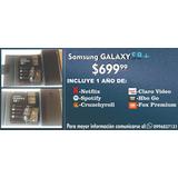 Samsung S8 Plus Netflix Spotify Wwe Claro Video Fox Hbo Go