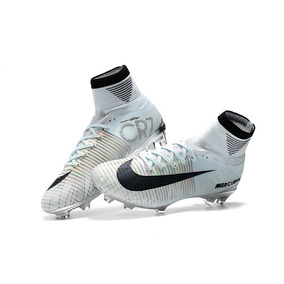 pretty nice c1f03 33b69 Botines Nike Mercurial Superfly V Cr7 Fg
