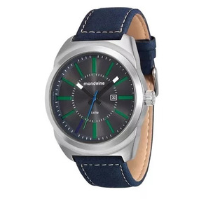 Relógio Mondaine Promoção C/ Pulseira De Couro