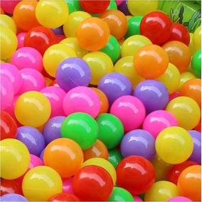Bolinhas P/piscina Tombo Legal Kid Play E Outros Kit C/500