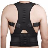 Corrector De Postura Con Imanes Lumbar Unisex Talla S,m,l,xl