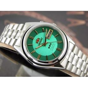 Relogio Orient Automatico Masculino - Relógio Orient Masculino no ... 89996d7fa3