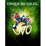 Entradas Cirque Du Soleil Ovo Superpullman En Vacaciones