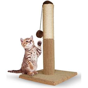 Mueble Torre Rascador Para Gatos Fancy Pets 55cm Cód Fl8450