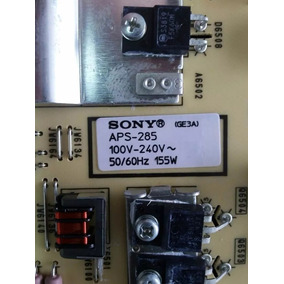Placa Fonte Aps-285 1-883-804-22 Tv Led Sony Kdl-40ex525