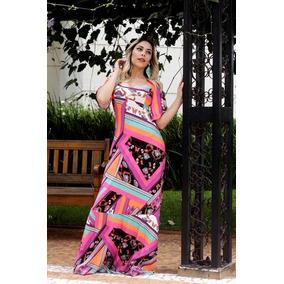 Vestido Evangélico, Moda Evangélica Lindo Feminino Longo