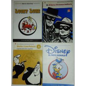 Zorro Llanero Donald Divito Historieta Comic