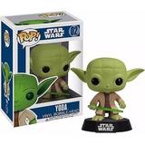 Funko Yoda Star Wars Figura Disney Original Usa