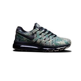 new style 14aae 4af38 Zapatillas Nike Air Mdax Zoom - Zapatillas Nike Running Verde musgo ...