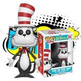 Dr Seuss Funko Pop Cat In The Hat 04 Funkopop Z