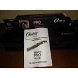 Plancha Oster Beauty Pro