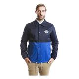 Escoge Tu Chamarra Dockers® Hombre Breathable Nylon Coach Ja