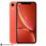 Iphone Xr 64gb Ios12 Lacrado Garantia 1 Ano + Nota Fiscal
