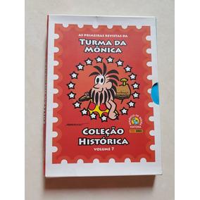 Turma Da Mônica Coleção Histórica - Volume 7