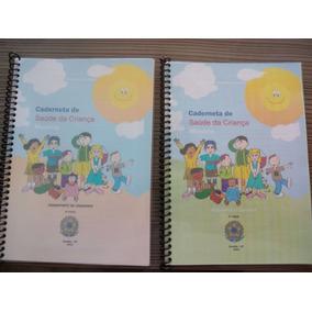Kit Caderneta De Vacinação 10 Peças