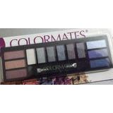 Colormates Paleta Sombras Shimmer Island Oasis 8110