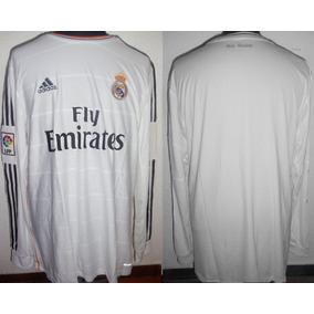 Camiseta Real Madrid Negra 2014 - Camisetas de Clubes Extranjeros en ... 75c8ac100e2ff