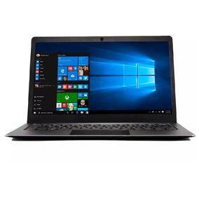 Notebook Intel Celeron N3350 13 2gb 32gb Preto Windows 10