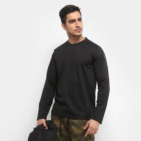42c23c72fcf43 Blusas Largas Masculinas - Camisetas e Blusas no Mercado Livre Brasil