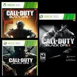 Black Ops 2, 1 Y 3 Xbox 360 Compartida