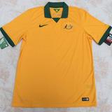 504f9676a8 578177-702 Camisa Nike Austrália Home 2014 G Fn1608