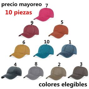 Gorra De Béisbol 10 Colores Económico Mayoreo Envío Gratis 09a71c51978