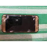 Samsung Galaxy S7 Edge Com Display Quebrado