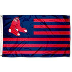 Bandera De La Nación De Boston Red Sox De La Mlb 3x5 Banner 24d38ca00bc