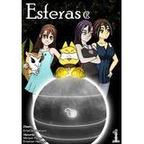 Revista Manga Esferas Cr Capítulo #1