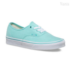 Tenis Vans Authentic Aruba Blue True White