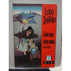Hqs Lobo Solitário Nº 7, 8, 9 - Kazuo Koike Goseki Kojima