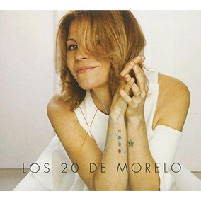 Cd Marcela Morelo Los 20 De Morelo Nuevo En Stock
