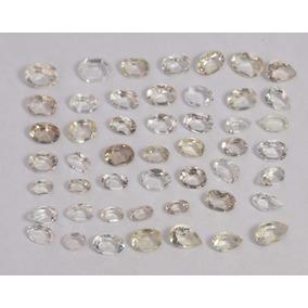 Lote 7ct Topacios Para Dije Oro Plata Gema Suerte Diamantes