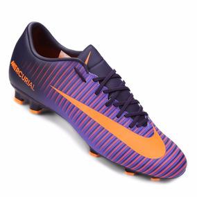 59611ac402 Chuteira De Campo Nike Mercurial Victory Vi Fg - Adulto · 2 cores