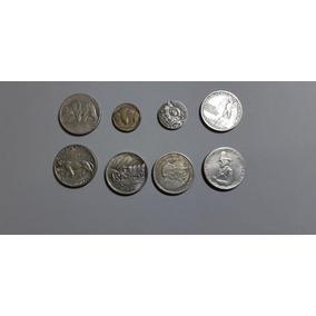Moedas Americanas Dólar ( Réplicas ) Lote De ( 8 ) Moedas