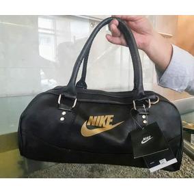 0a91d0667108c Bolso Nike Mujer Deportivo Cuero - Ropa y Accesorios en Mercado ...