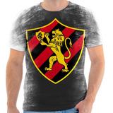 Camisa Camiseta Blusa Sport Clube Do Recife Time Futebol 2