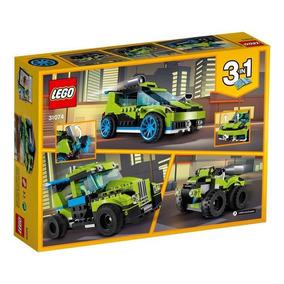 Lego 31074 Auto De Rally Con Cohete